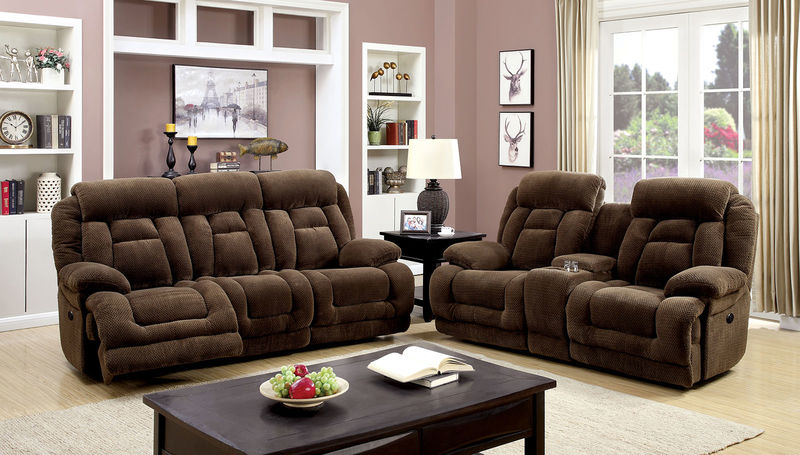 Dallas Designer Furniture | Grenville Reclining Living Room Set ...