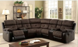 Hadley Reclining Sectional