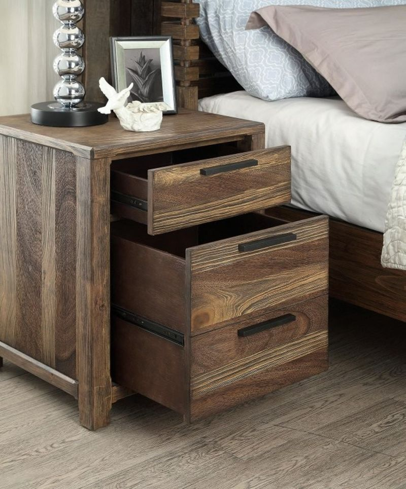 Hankinson Bedroom Set with Storage Bed