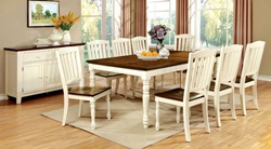 Harrisburg Dining Room Set with Rectangle Table