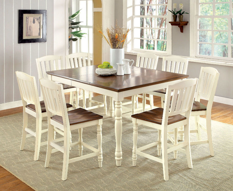 Harrisburg Counter Height Dining Room Set ...