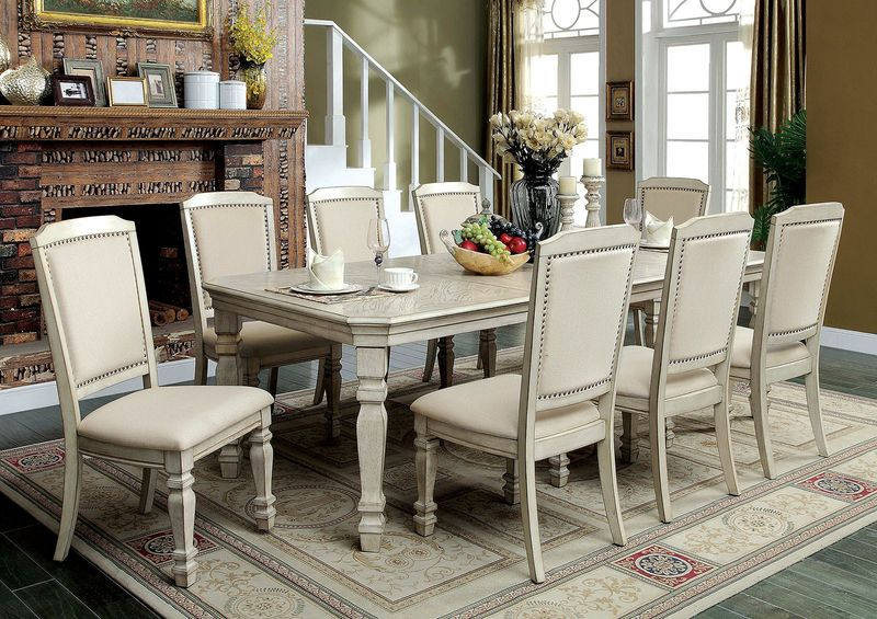 Holcroft Formal Dining Room Set