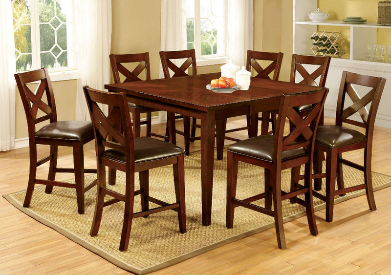 Homedale Counter Height Dining Room Set