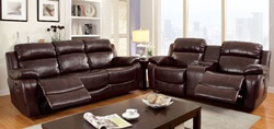 Hughes Reclining Living Room Set