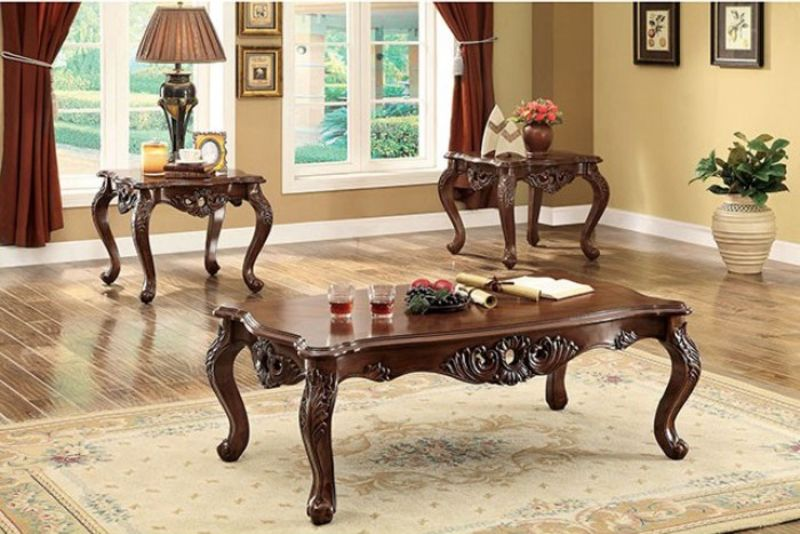 Jahmal Coffee Table Set