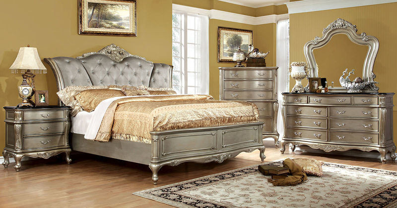 Johara Bedroom Set
