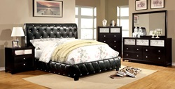 Juilliard Bedroom Set in Black