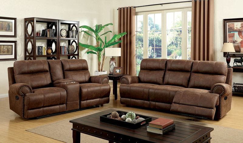 Kellie Reclining Living Room Set