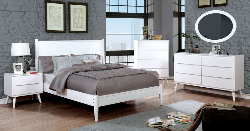Lennart II Bedroom Set in White