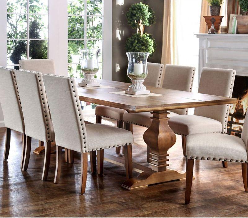 Macapa Formal Dining Room Set
