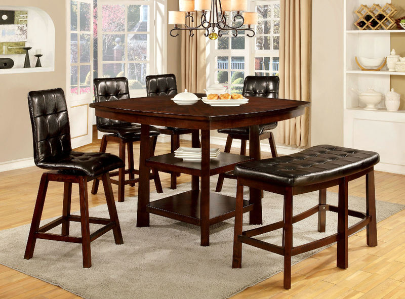 Maddock Counter Height Dining Room Set