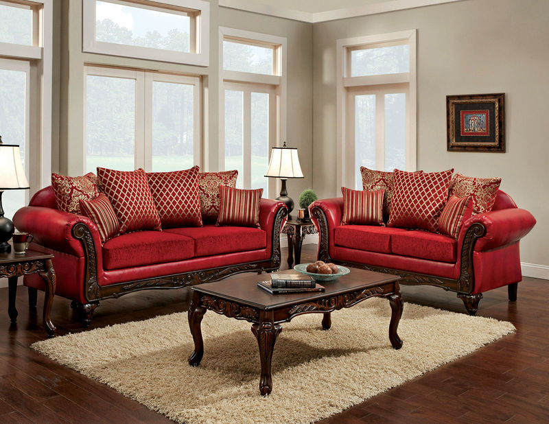 Marcus Living Room Set