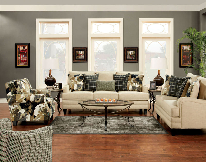 Marsalis Living Room Set