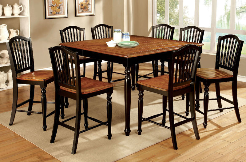 Mayville Counter Height Dining Room Set