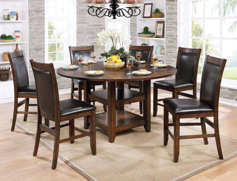 Meagan Counter Height Dining Room Set