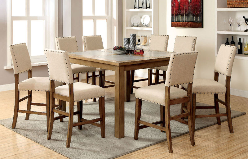 Melston Counter Height Dining Room Set