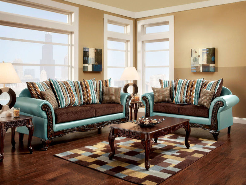 Mulligan Living Room Set