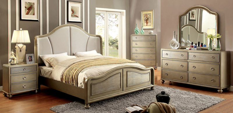 Nisha Bedroom Set