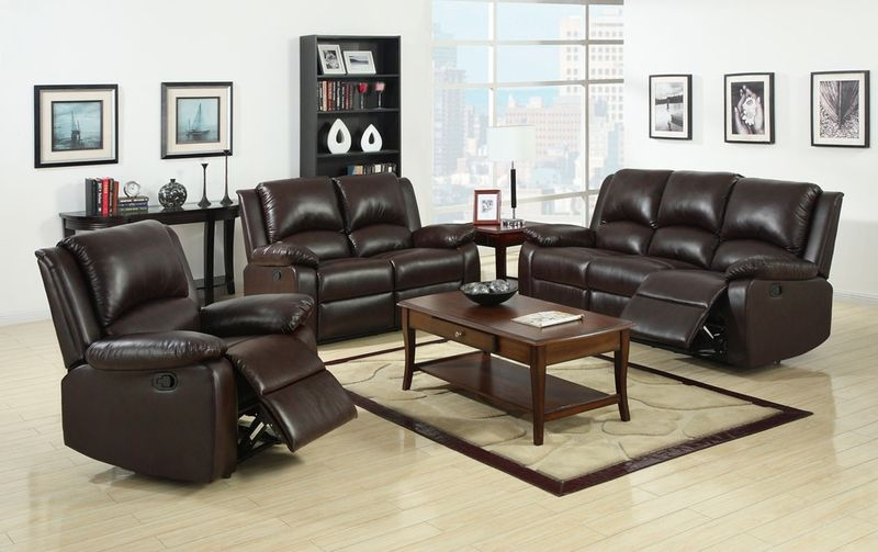 Oxford Reclining Living Room Set