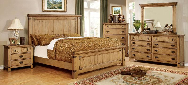 Pioneer Bedroom Set