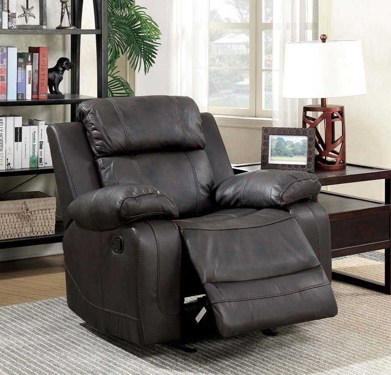 Pondera Reclining Living Room Set