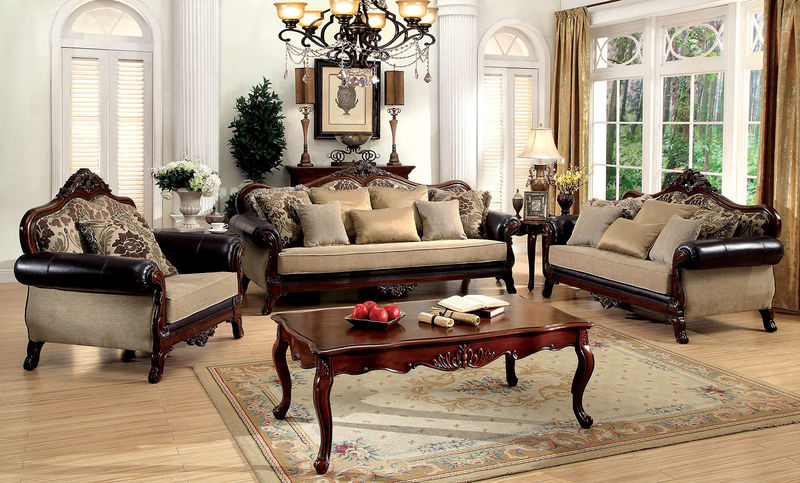 Rashid Formal Living Room Set