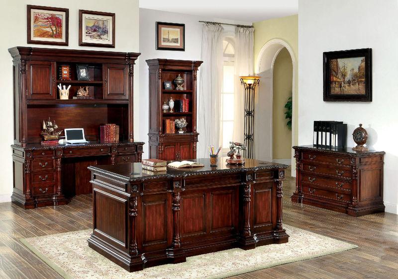 Roosevelt Executive Desk Set