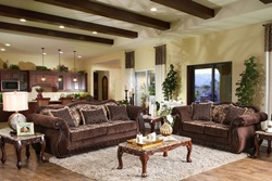 Kensett Formal Living Room Set