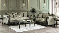 Justina Formal Living Room Set