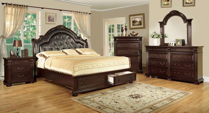 Furniture Of America Cm7162 Scottsdale Bedroom Set