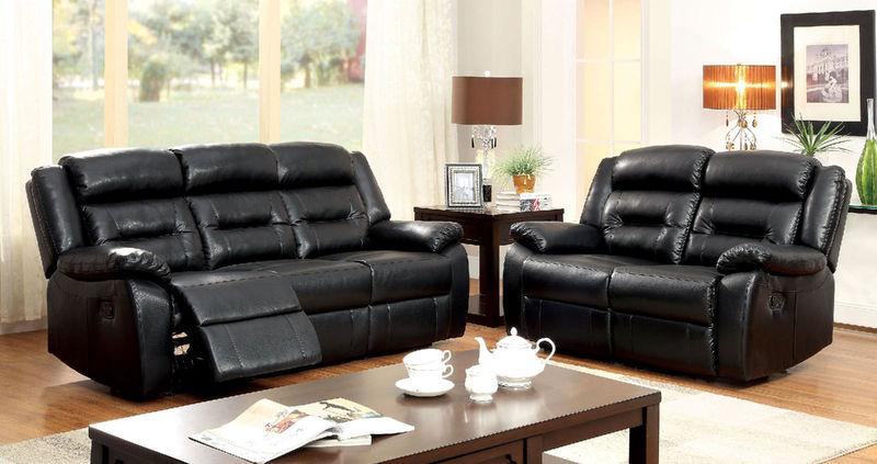 Sheldon Reclining Living Room Set
