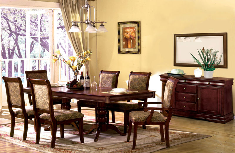 St. Nicholas Formal Dining Room Set