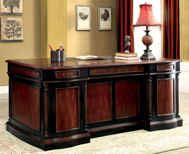 Strandburg Executive Desk