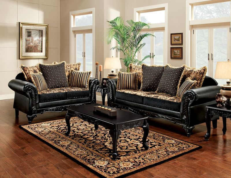 Theodora Formal Living Room Set