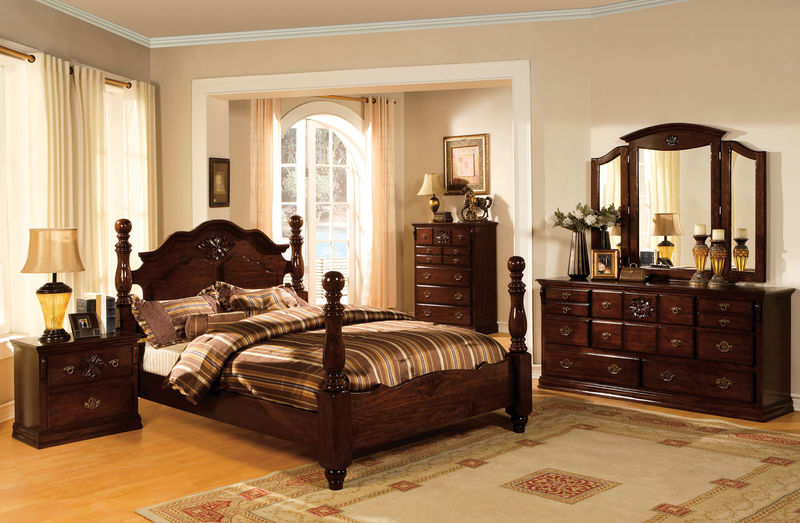 Tuscan Bedroom Set