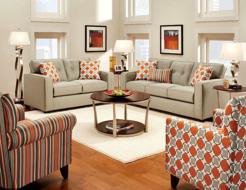 Valerio Living Room Set