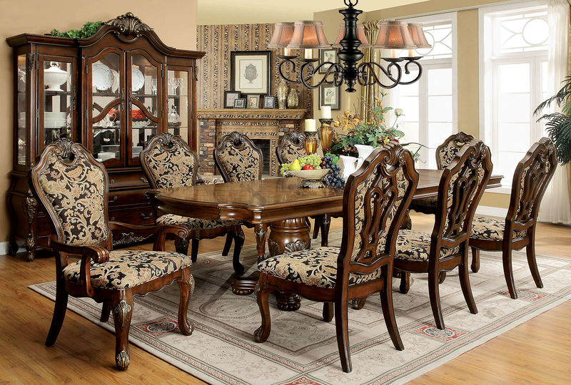 Vincente Formal Dining Room Set