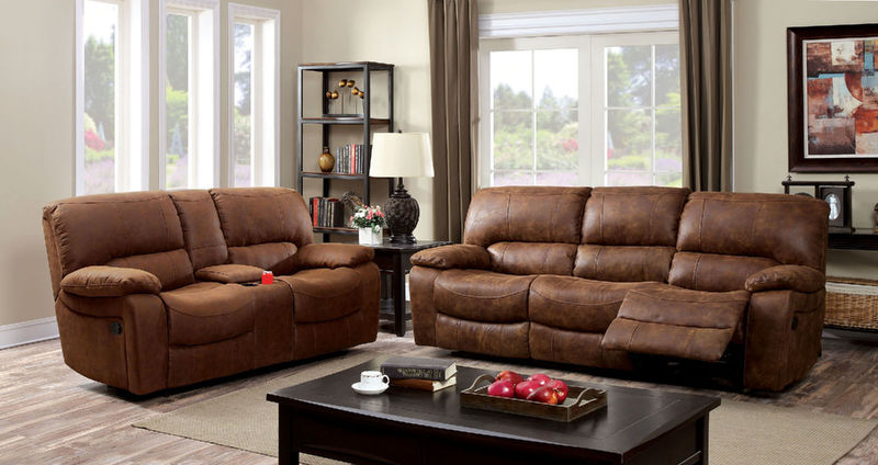 Wagner Reclining Living Room Set