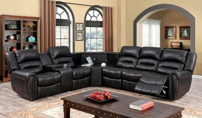 Wales Reclining Sectional