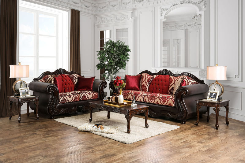 Wilford Formal Living Room Set