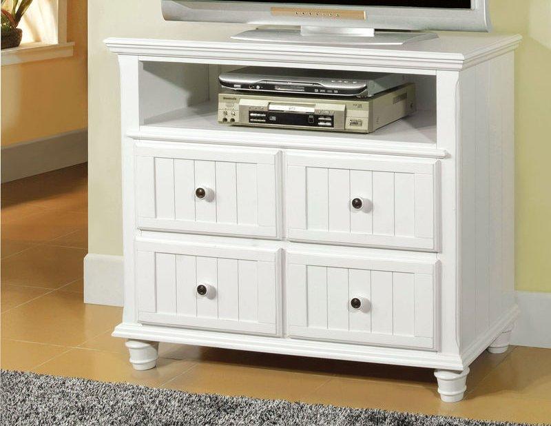 Willow Creek Bedroom Set in White