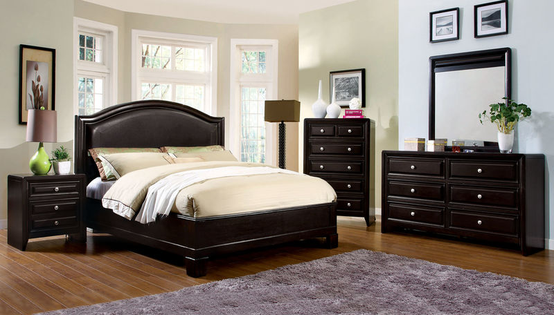 dallas designer furniture laughton rustic bedroom set
