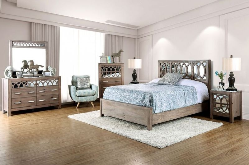 Zaragoza Bedroom Set