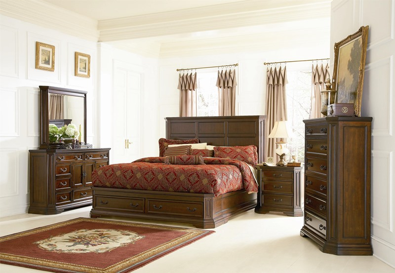 Foxhill Bedroom Set