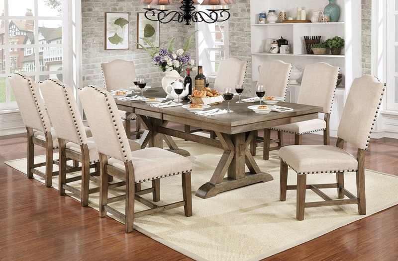 Julia Formal Dining Room Set