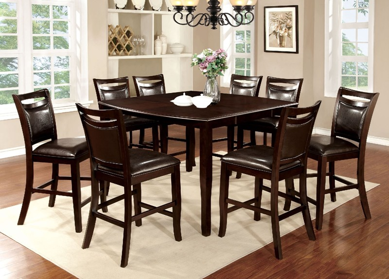 Woodside Counter Height Dining Room Set