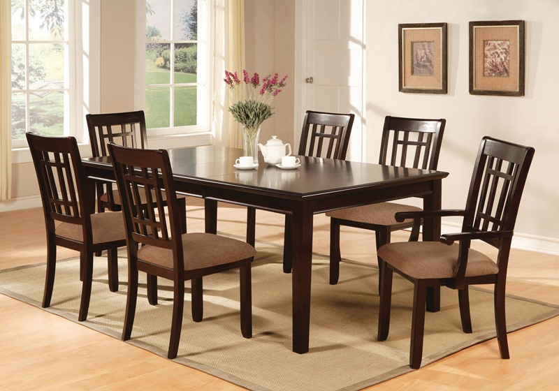 Furniture of america cm3100t central park i dining room for Furniture of america dallas texas