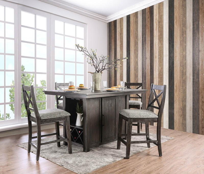 Faulkton Counter Height Dining Room Set