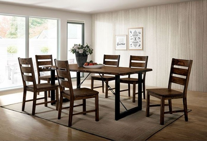 Furniture of america cm3604t dulce dining room set for Furniture of america dallas texas