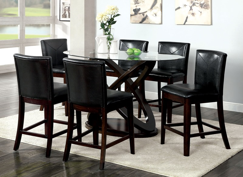 Atenna II Counter Height Dining Room Set